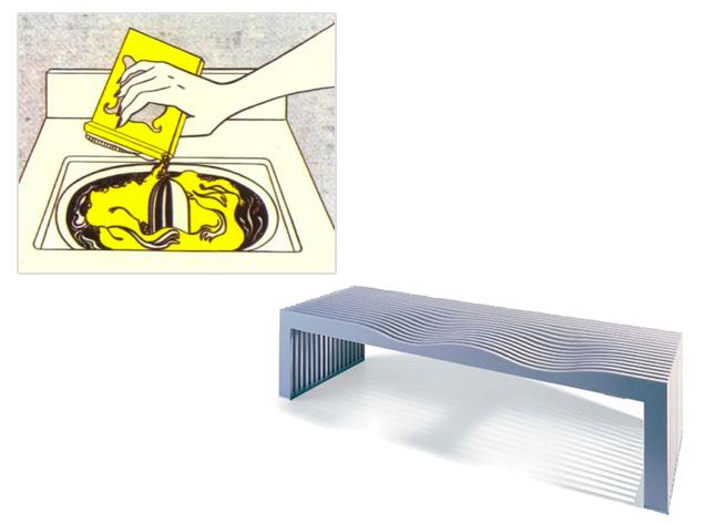 Roy Lichtenstein + Atilla Kuzu