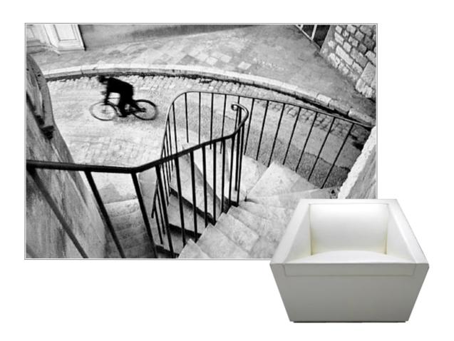 Henri Cartier Bresson + Brad Ascalon