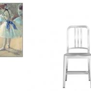 Edgar Degas + Philippe Starck
