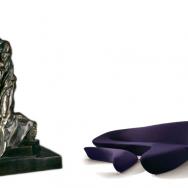 Auguste Rodin + Zaha Hadid