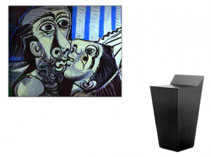Pablo Picasso + Henry Timi