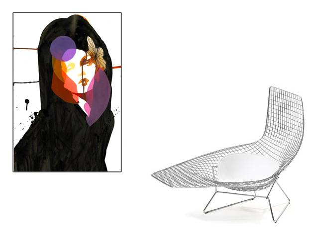 Stina Persson + Harry Bertoia