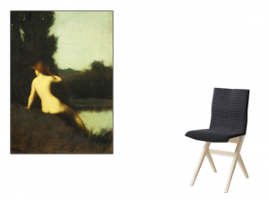 Jean-Jacques Henner +  Victor Alm