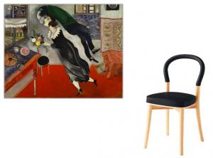 Marc Chagall + Gunnar Asplund