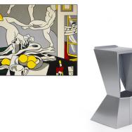 Roy Lichtenstein + Hans Hansen