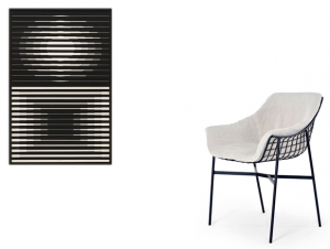 Victor Vasarely + Christophe Pillet